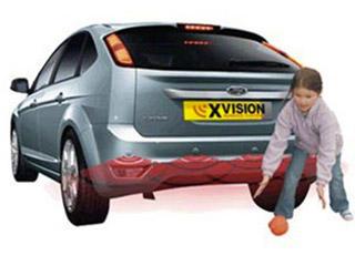 X-Vision Parking Sensors in Gravesend, Kent | Singlewell Car