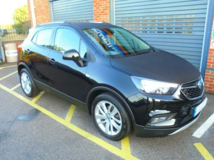Used VAUXHALL MOKKA X in Gravesend, Kent for sale