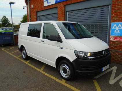 Used VOLKSWAGEN TRANSPORTER in Gravesend, Kent for sale