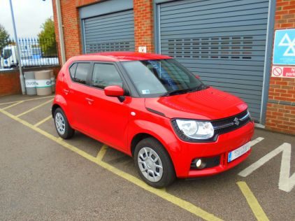 Used SUZUKI IGNIS in Gravesend, Kent for sale