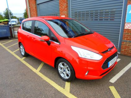 Used FORD B-MAX in Gravesend, Kent for sale