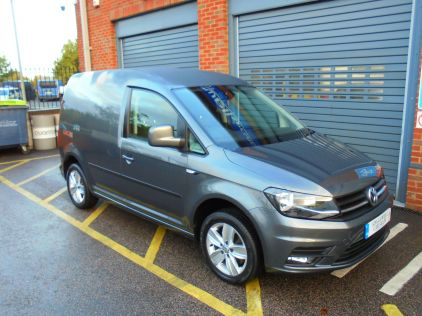Used VOLKSWAGEN CADDY in Gravesend, Kent for sale
