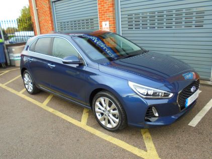 Used HYUNDAI I30 in Gravesend, Kent for sale