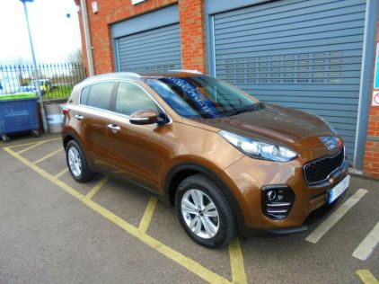 Used KIA SPORTAGE in Gravesend, Kent for sale